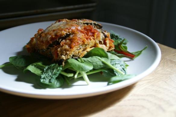 Rookery | Eggplant Parmesan