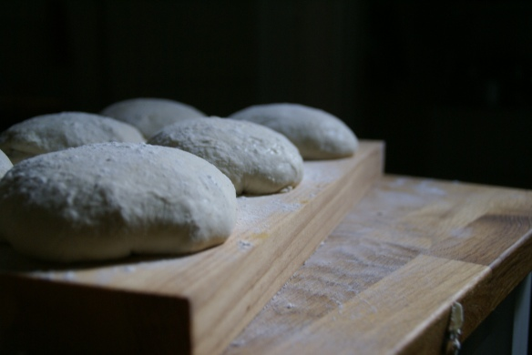 Rookery | No-Knead Pizza Dough