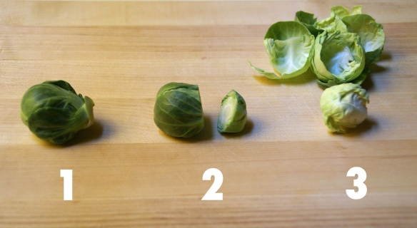 Rookery | Brussel Sprout Lemon Pizza