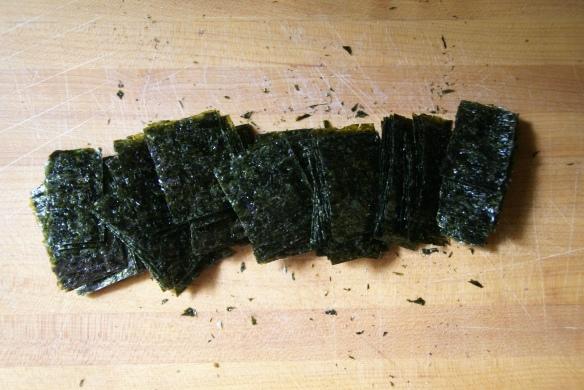 Sushi Salad   Rookery