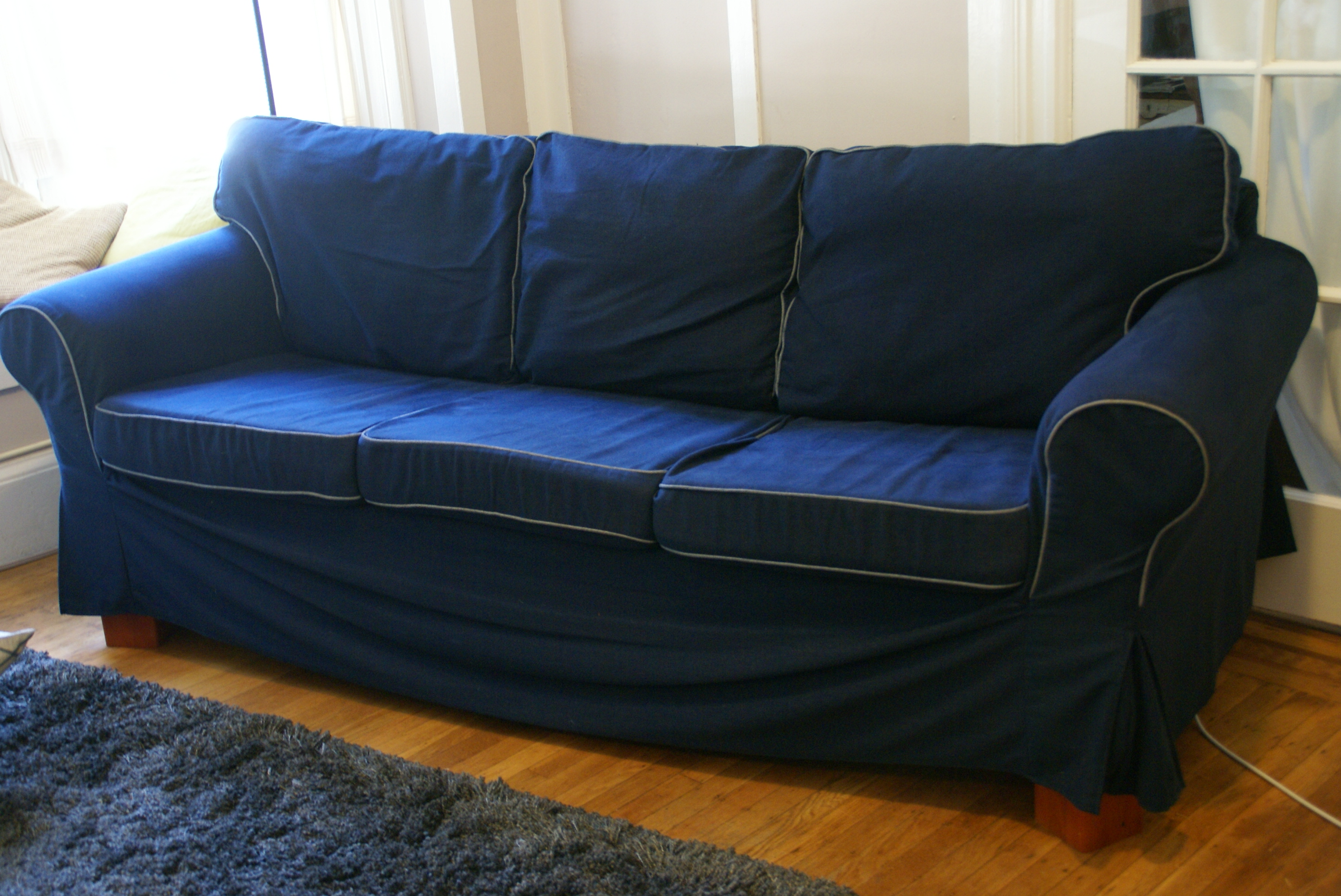 Goodbye, Ikea Sofa | rookery