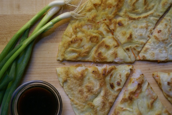 Green Onion Pancake | Rookery
