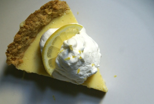 Lemon Atlantic Beach Pie | Rookery