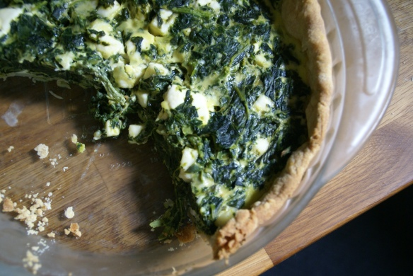 Spinach Quiche | Rookery