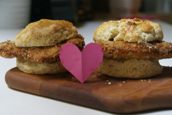 Chicken Biscuit | Rookery