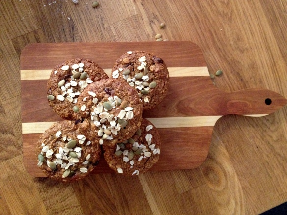 Oatmeal Muffin | Rookery